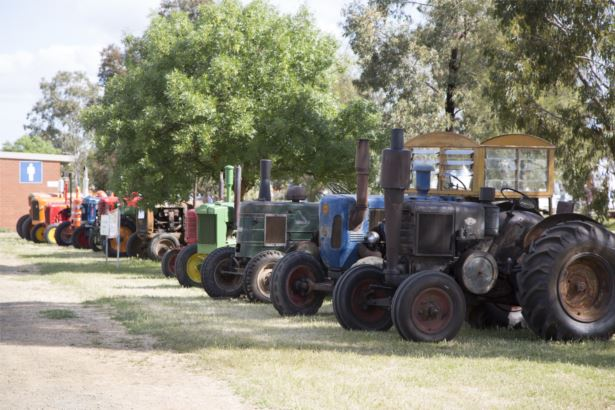 Tractors Old
